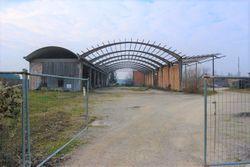 Terreno edificabile con sovrastante ex complesso industriale
