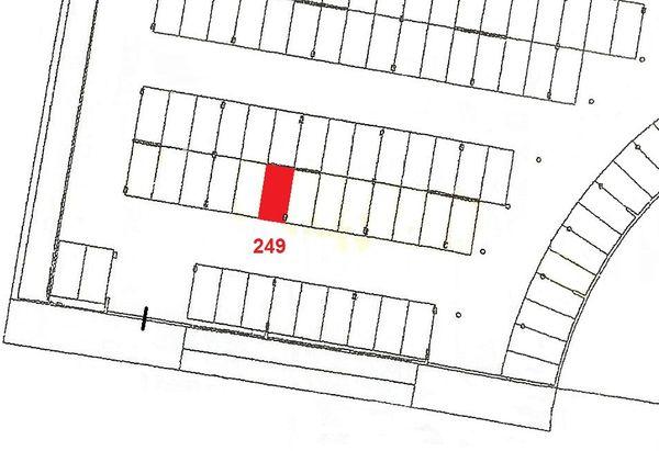 Immagine n1 - Planimetria - Piano primo sottostrada - Asta 908