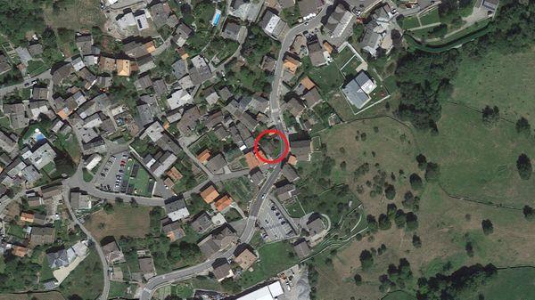 Immagine n0 - Planimetria - Vista aerea - Asta 9085