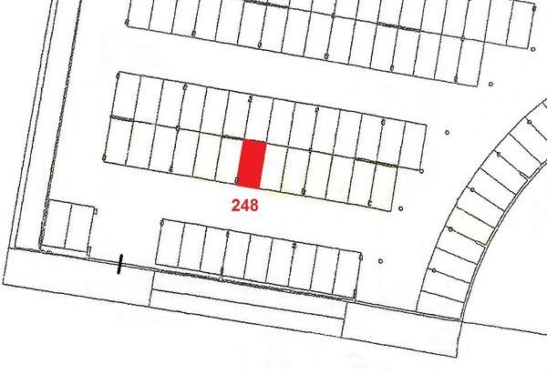 Immagine n1 - Planimetria - Piano primo sottostrada - Asta 909