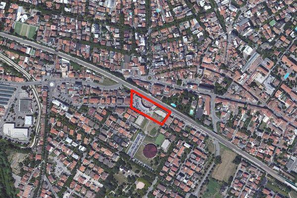Immagine n0 - Planimetria - Vista aerea - Asta 910