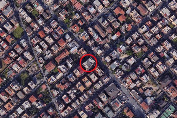 Immagine n0 - Planimetria - Vista aerea - Asta 9102