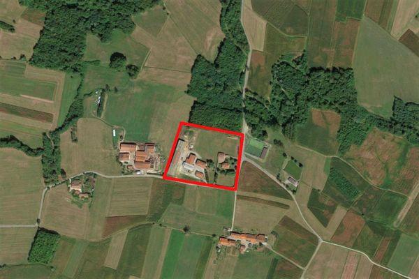 Immagine n0 - Planimetria - Vista aerea - Asta 9116
