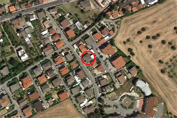 Immagine n0 - Planimetria - Vista aerea - Asta 9139
