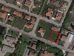 Terreno edificabile residenziale di 693 mq - Via Pioppe - Lotto 9169 (Asta 9169)