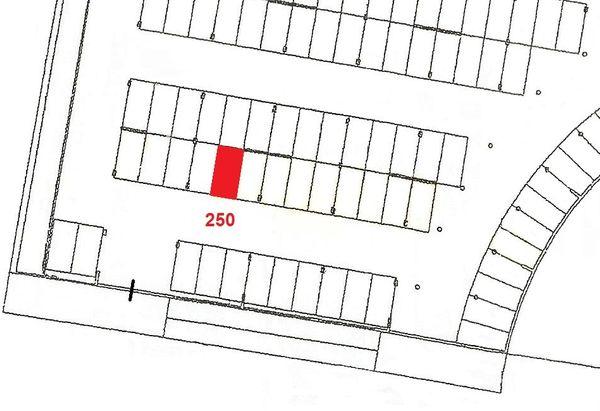 Immagine n1 - Planimetria - Piano primo sottostrada - Asta 917