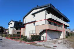 Appartamento al piano primo con giardino e autorimessa - sub 28 - Lotto 9175 (Asta 9175)