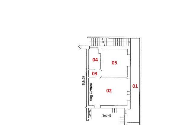 Immagine n1 - Planimetria - Primer piso - Asta 9177