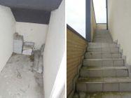 Immagine n3 - Apartamento de dos habitaciones en el primer piso con jardín y garaje - sub 30 - Asta 9177