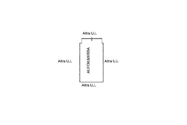 Immagine n1 - Planimetria - Piano interrato - Asta 9231