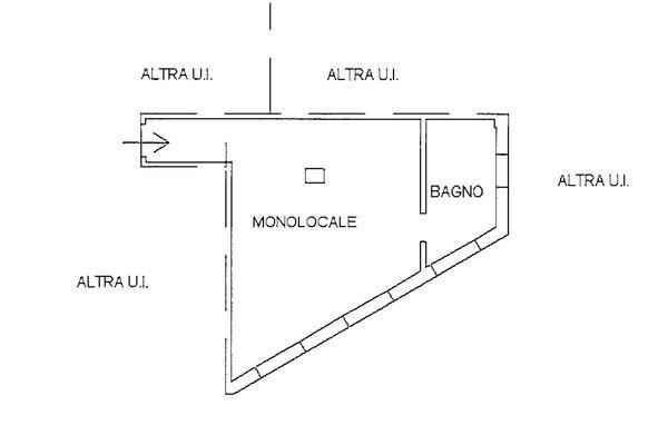Immagine n1 - Planimetria - Piano primo - Asta 9234