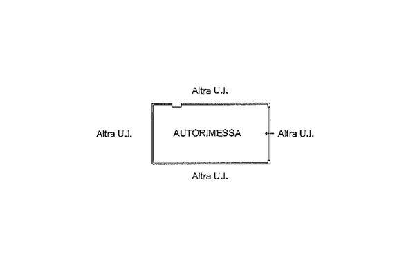Immagine n1 - Planimetria - Piano interrato - Asta 9252