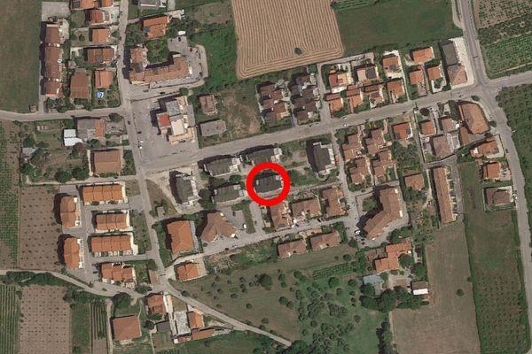 Immagine n0 - Planimetria - Vista aerea - Asta 9261