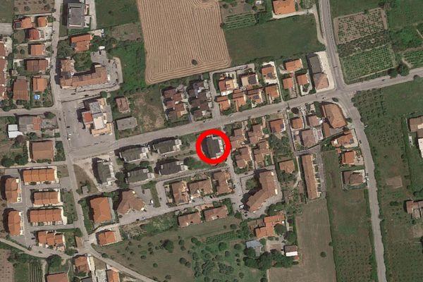 Immagine n0 - Planimetria - Vista aerea - Asta 9262