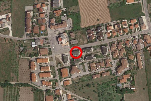 Immagine n0 - Planimetria - Vista aerea - Asta 9264