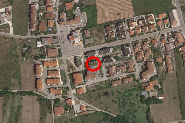 Immagine n0 - Planimetria - Vista aerea - Asta 9265