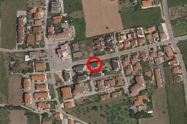 Immagine n0 - Planimetria - Vista aerea - Asta 9266