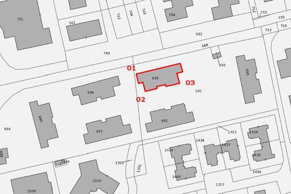 Immagine n1 - Planimetria - Piano terra - Asta 9266