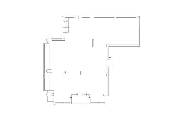 Immagine n1 - Planimetria - Piano terra - Asta 9339