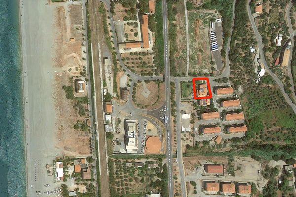 Immagine n0 - Planimetria - Vista aerea - Asta 9355