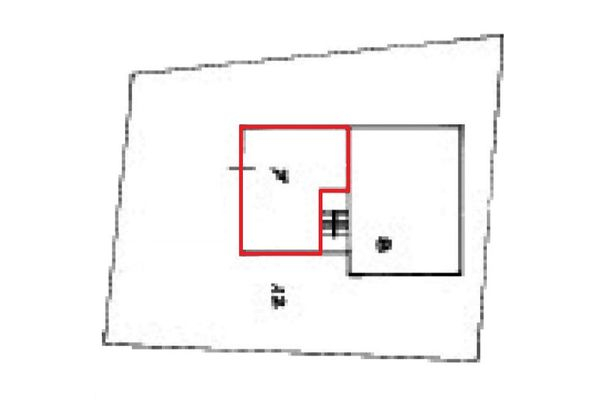 Immagine n1 - Planimetria - Piano terra - Asta 9355
