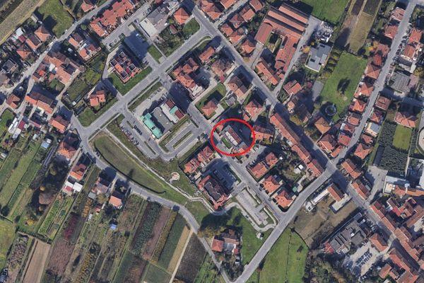 Immagine n0 - Planimetria - Vista aerea - Asta 9435