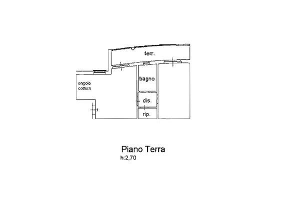 Immagine n1 - Planimetria - Piano terra - Asta 9435