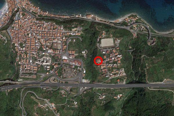Immagine n0 - Planimetria - Vista aerea - Asta 9476