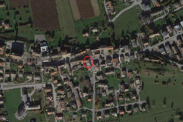 Immagine n0 - Planimetry - Aerial view - Asta 9490