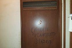 Ripostiglio (interno C) in edificio condominiale