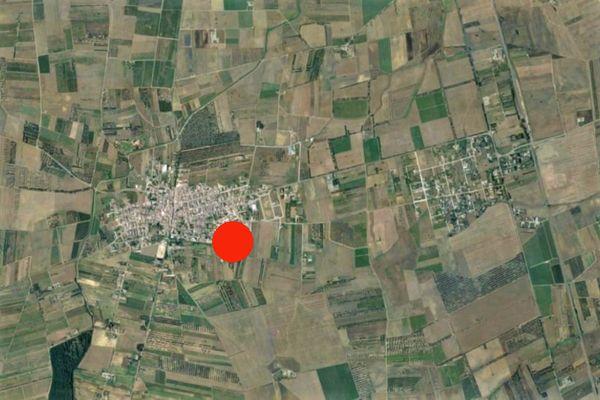 Immagine n2 - Planimetria - Localizzazione - Asta 9510