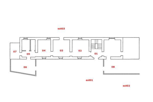 Immagine n0 - Planimetry - Ground floor - Asta 9514