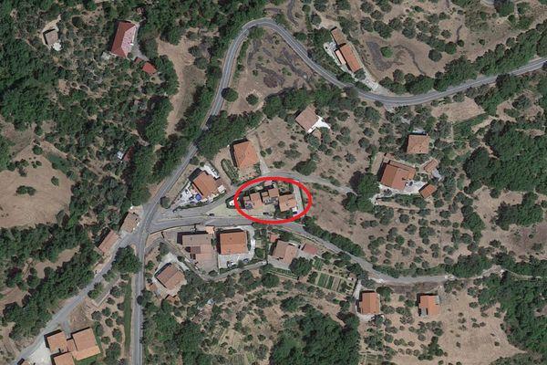 Immagine n0 - Planimetria - Vista aerea - Asta 9519
