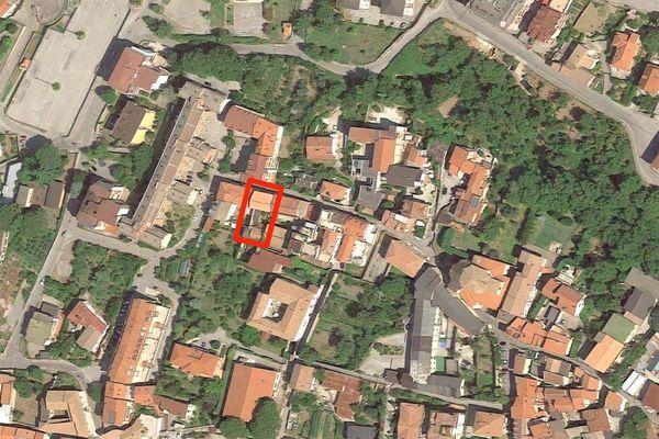 Immagine n0 - Planimetria - Vista aerea - Asta 9644