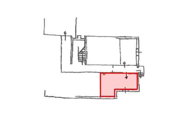 Immagine n0 - Planimetria - Piano interrato - Asta 9655