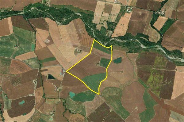 Immagine n0 - Planimetria - Vista aerea - Asta 9671