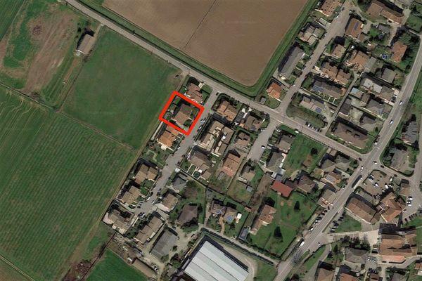 Immagine n0 - Planimetria - Vista aerea - Asta 9687