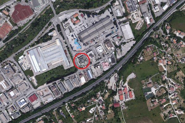 Immagine n0 - Planimetria - Vista aerea - Asta 9689
