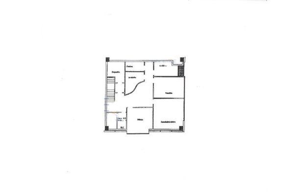 Immagine n2 - Planimetria - Piano primo - Asta 9689