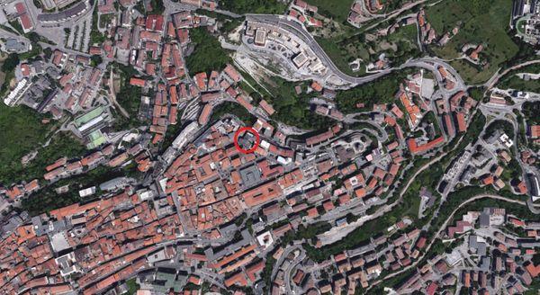 Immagine n0 - Planimetria - Vista aerea - Asta 9690