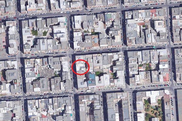 Immagine n0 - Planimetria - Vista aerea - Asta 9694