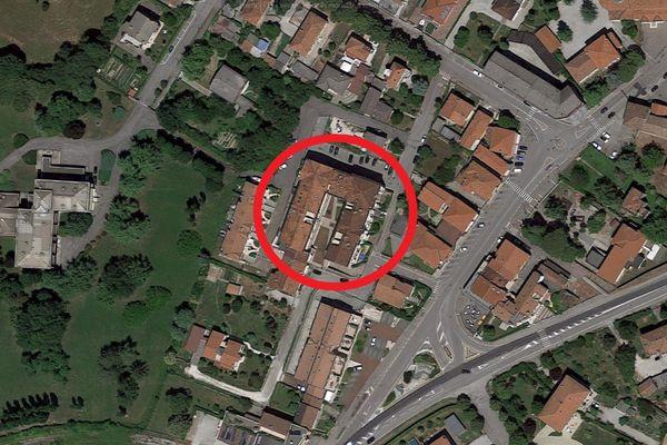 Immagine n0 - Planimetria - Vista aerea - Asta 9703