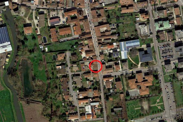 Immagine n0 - Planimetry - Aerial view - Asta 9709