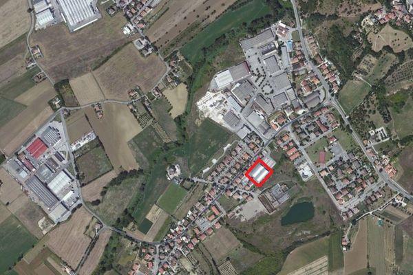 Immagine n1 - Planimetria - Vista aerea - Asta 973