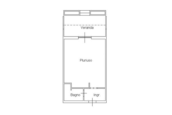 Immagine n0 - Planimetry - Ground floor - Asta 9741