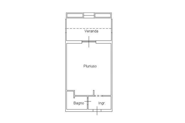 Immagine n0 - Planimetry - Ground floor - Asta 9742