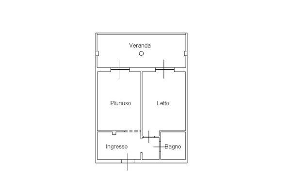 Immagine n0 - Planimetria - Piano primo - Asta 9748