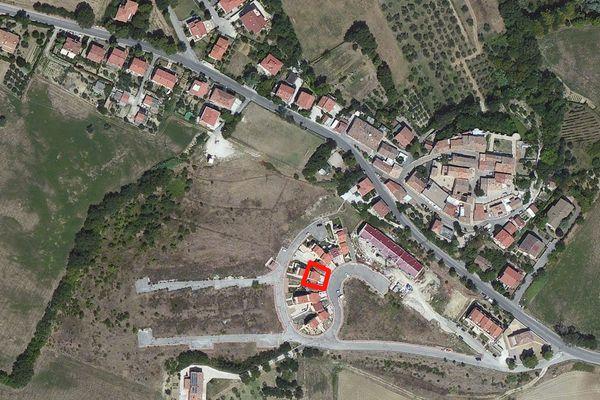 Immagine n0 - Planimetria - Vista aerea - Asta 975