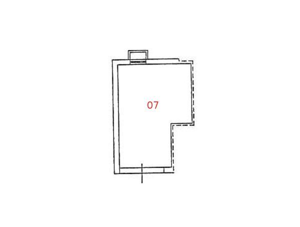 Immagine n1 - Planimetria - Piano seminterrato - Asta 975
