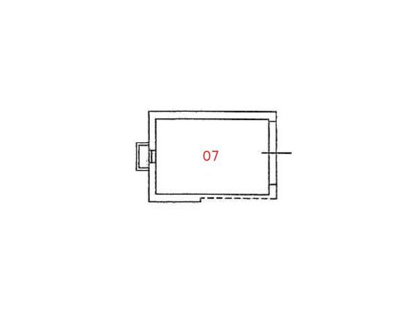 Immagine n1 - Planimetria - Piano seminterrato - Asta 976